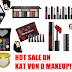 EXPIRED!!! Kat Von D Makeup 60% off + Extra 45% Off Sale Prices: Liquid Lipstick Only $2.70 (Reg $22), Lip Liner $4.32, Brow Powder $4.32 Studded Kiss Crème Lipstick $4.32 (Reg $20), Eyeliner Alchemist Palette $5.40 (Reg $32),  $5.13 (Reg $19), Shade+ Light Eye Countour Palette $19.44 (Reg $48) and Many more