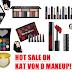 EXPIRED!!! Kat Von D Makeup 60% off + Extra 45% Off Sale Prices: Liquid Lipstick Only $2.70 (Reg $22), Lip Liner $4.32, Brow Powder $4.32 Studded Kiss Crème Lipstick $4.32 (Reg $20), Eyeliner Alchemist Palette $5.40 (Reg $32),  $5.13 (Reg $19), Shade+ Light Eye Countour Palette $19.44 (Reg $48) and Many more