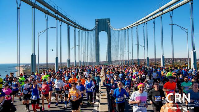 Inscripción al Maratón de Nueva York