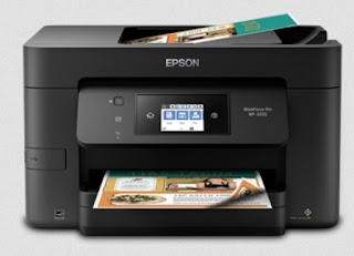 Epson WorkForce Pro WF-3720 Driver Download And Setup
