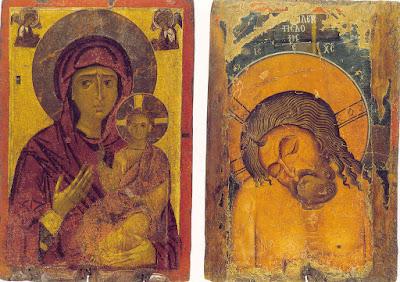 Βυζαντινές και Μεταβυζαντινές εικόνες: Διάλεξη αφιερωμένη στη μνήμη του Μανώλη Χατζηδάκη