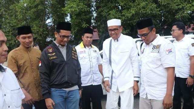 Warga Membludak Di Buka Puasa PKS Luwu Bareng Prof Nurdin Abdullah