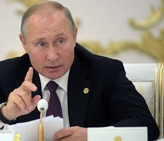 بوتين: يجب على جميع القوى الغريبة غير الشرعية مغادرة سوريا