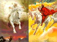SOSOK PENUNGGANG KUDA PUTIH (Wahyu 19:11-16)