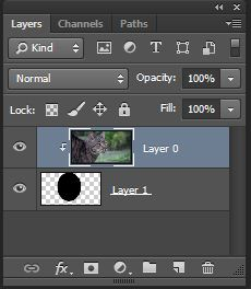 create clipping mask photoshop