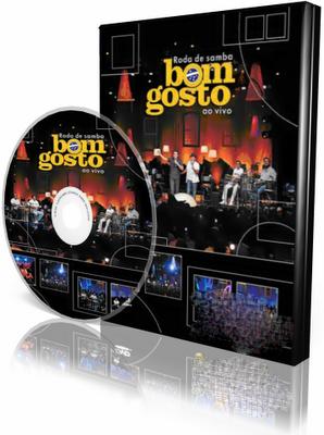 Baixar DVD Bom Gosto - Roda de Samba (2009)