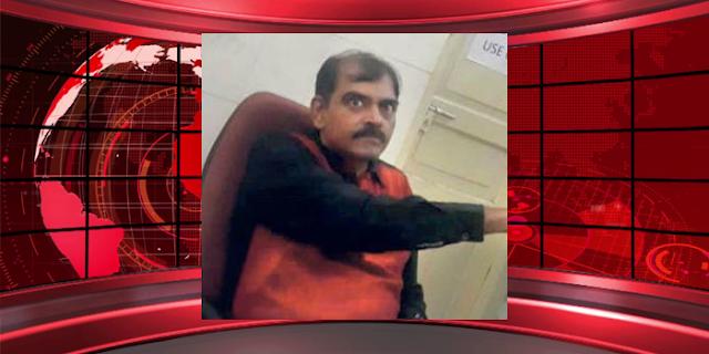 हमीदिया डॉक्टर फणींद्र शर्मा कुर्सी उठाकर मरीज को पीटने दौड़े   BHOPAL NEWS