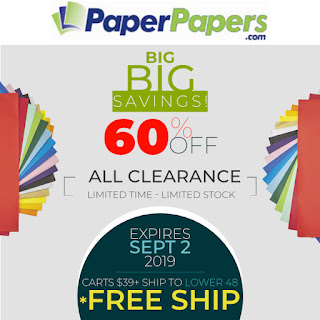 Sale at paperpapers