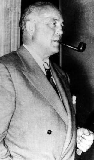 Hombre de la Segunda Guerra Mundial, Kurt Tank.