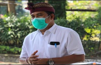 Suasana Di Bali Akibat Covid 19 Membaik Karena Disiplin Terapkan Protokol Kesehatan