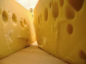 Cheese, Meat, Bread and Canola Oil for America ? eat up! ? An inside look at heart disease and cancer breeders