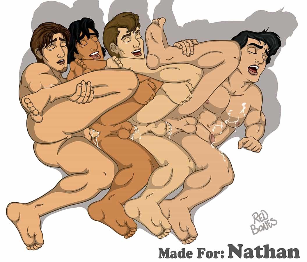 Trang 4 - Hoàng Tử Disney #1 () - Truyện tranh Gay - Server HostedOnGoogleServerStaging
