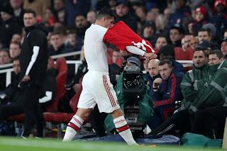 Xhaka: I feared Arsenal career would end & now I don't want to take armband back
