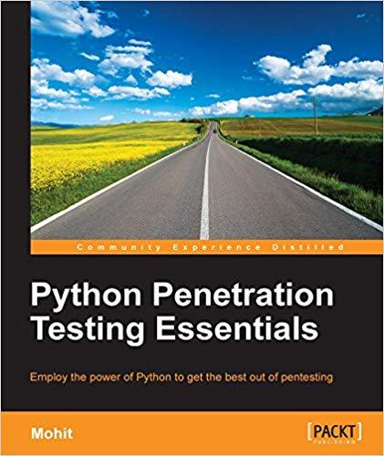 download Python Penetration Testing Essentials free - freepdfebooks