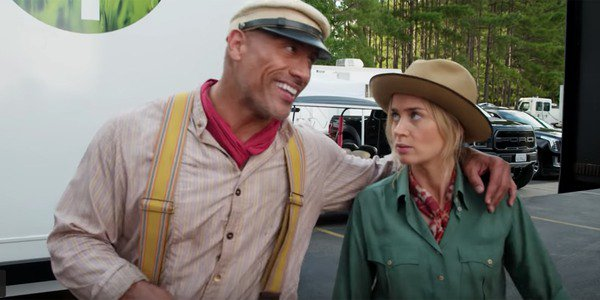 Jungle Cruise's Disneyland Inheritance Has a Massive Effect on How Dwayne Johnson & Emily Blunt Move toward the Movie