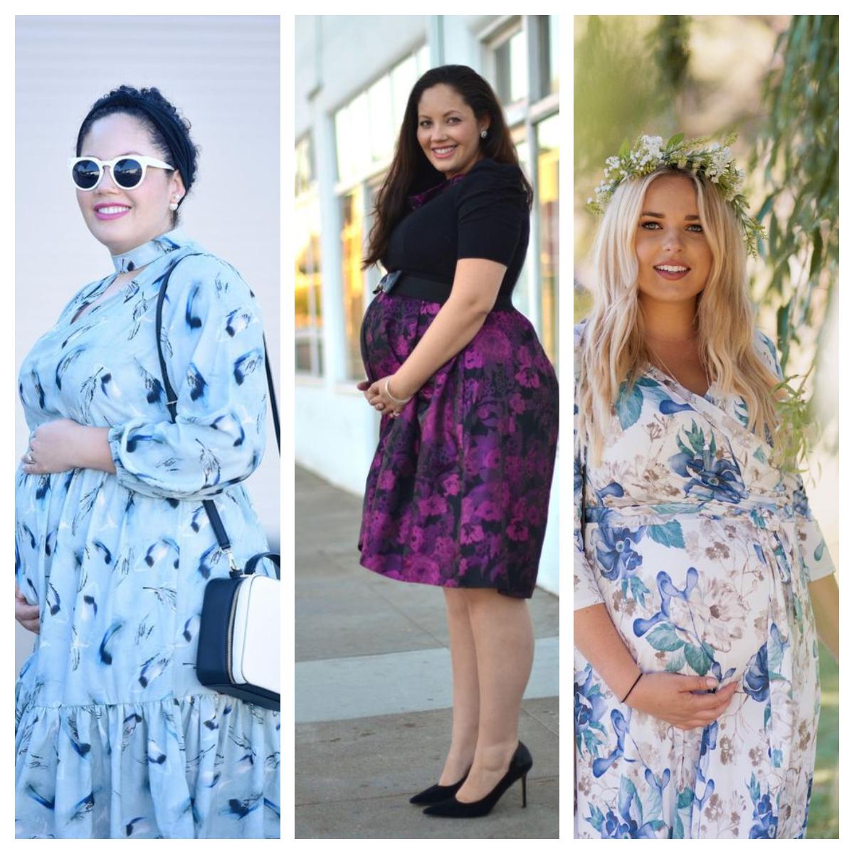 52436fbb0 Ideas de moda gorditas embarazadas