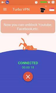cara mengatasi internet positif di android
