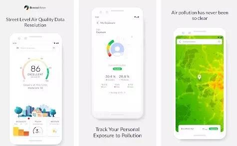 Aplikasi Pengukur Polusi Udara Terbaik di Android-3