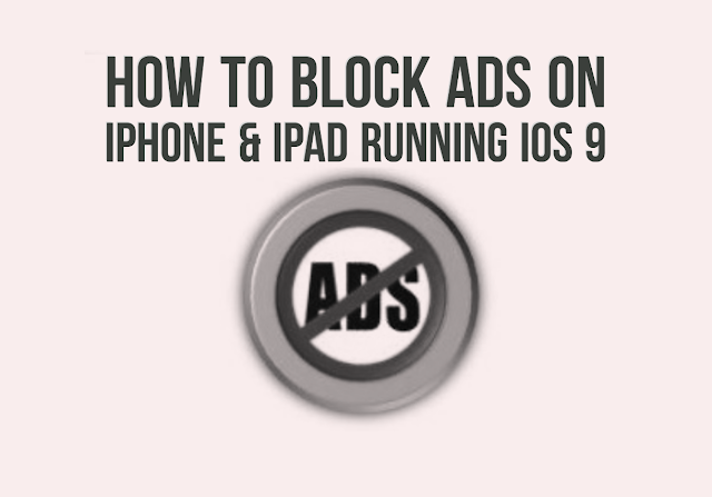 It is now possible to install an ad blocker app which helps you to block ads on iPhone and iPad running iOS 9 when browsing web from safari or using any app but some are free and some are paid.