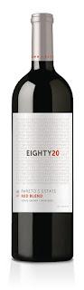 Eighty 20 Red Blend, Pareto's Estate