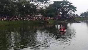 Diduga Kram Kaki Saat Asik Berenang, Remaja Ini Tenggelam Ditengah Situ Batu Karut