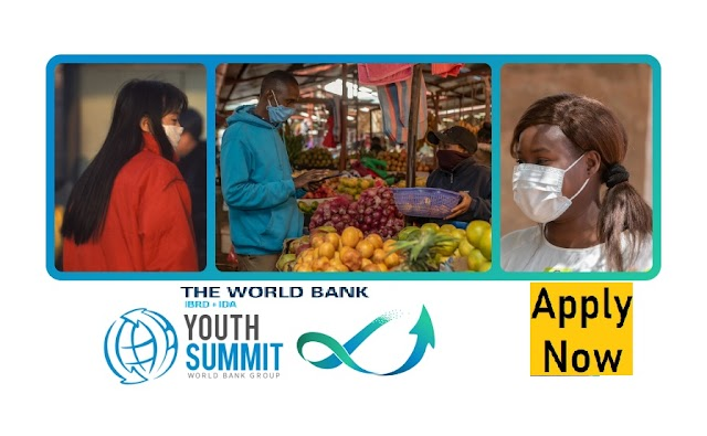 World Bank Youth Summit 2021 Application Form