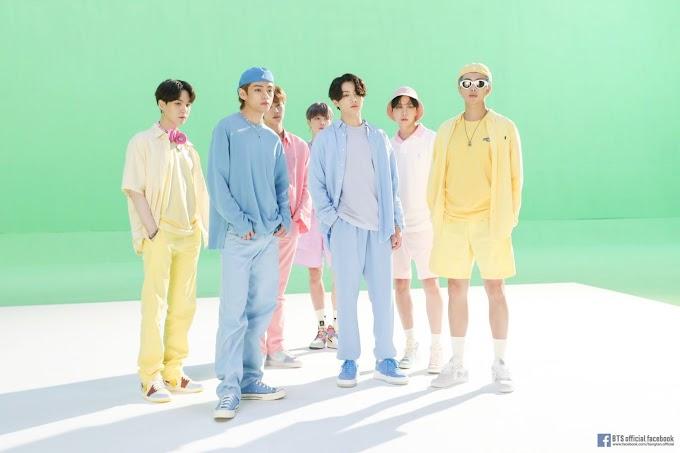 """BTS Bakal Lelang Tujuh Outfit dari MV """"Dynamite"""", Harganya Bikin Ngelus Dada"""