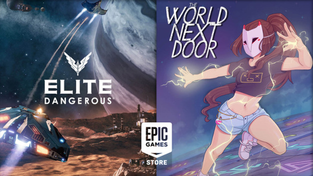 [Epic Games]: Δωρεάν δύο νέα παιχνίδια μέχρι και τις 26 Νοεμβρίου (τα προσθέτουμε και τα κρατάμε για πάντα)
