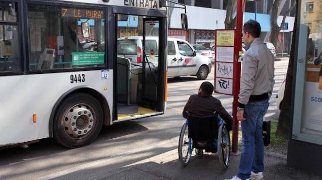 Commissione Mobilità sull'accessibilità dei mezzi pubblici