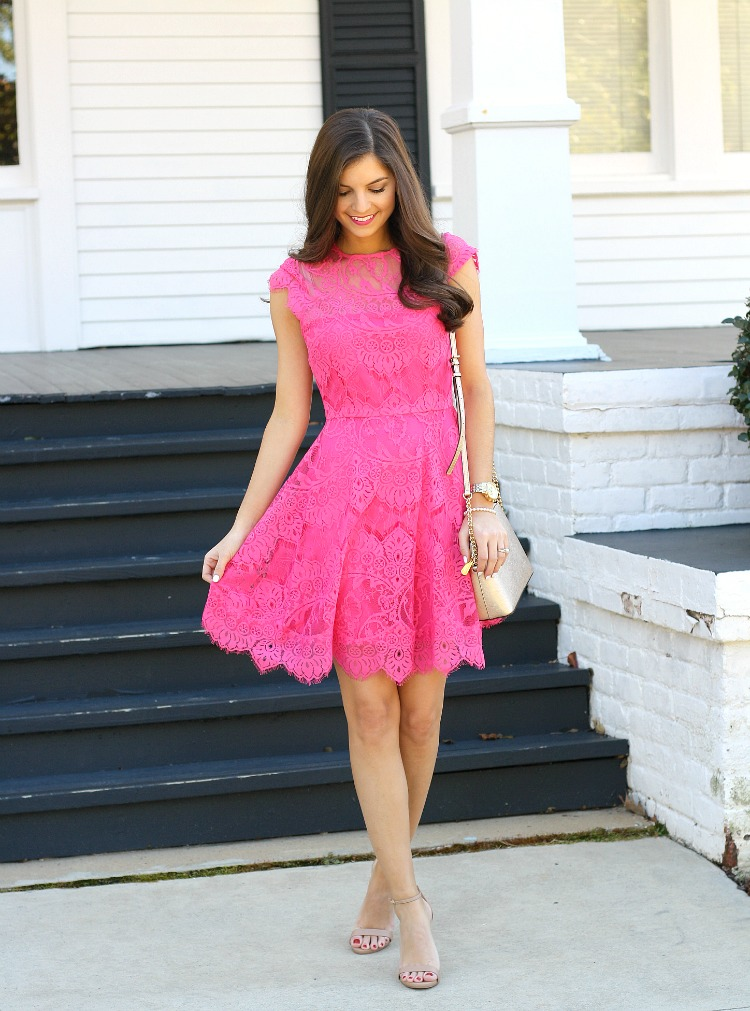 0efab02c16a4 Chasing Abigail Lee   Pink Dress Perfection