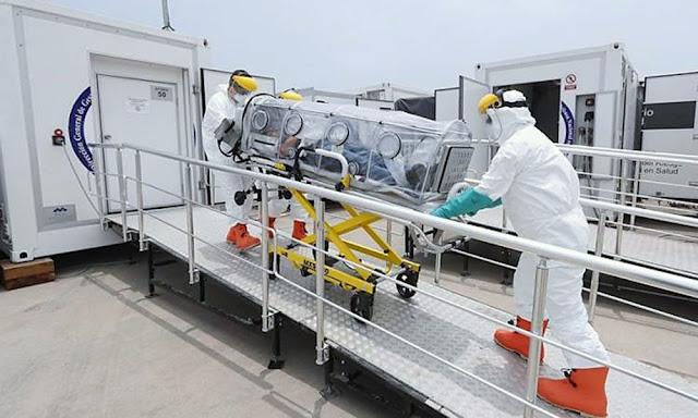Muertos por coronavirus en Perú, cifras actualizada abril 2020