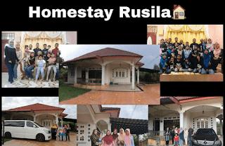 Homestay rusila marang percutian