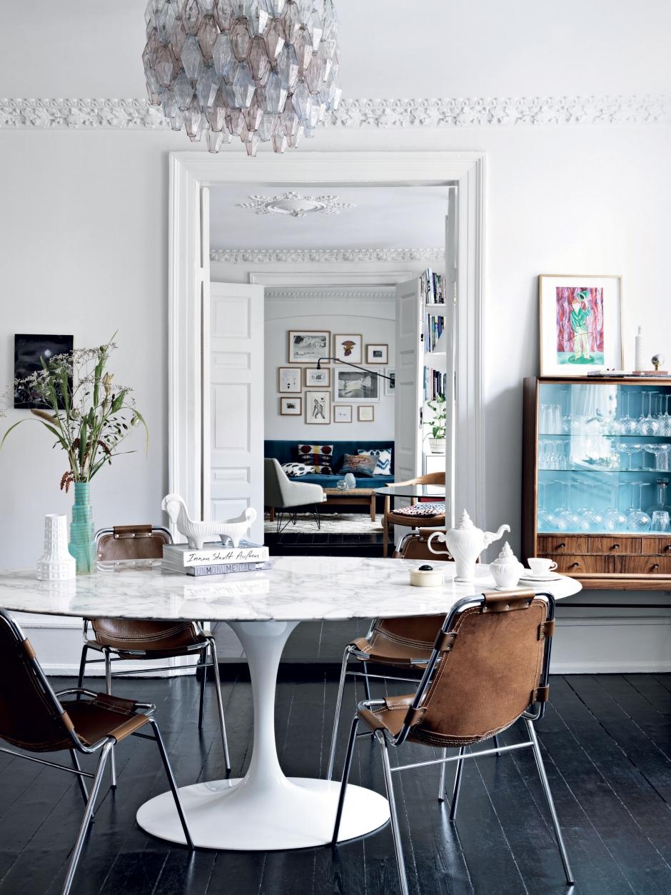 design attractor: Excellent Danish Apartment
