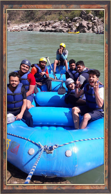 Rishikesh, Bungee Jumping, Water Rafting