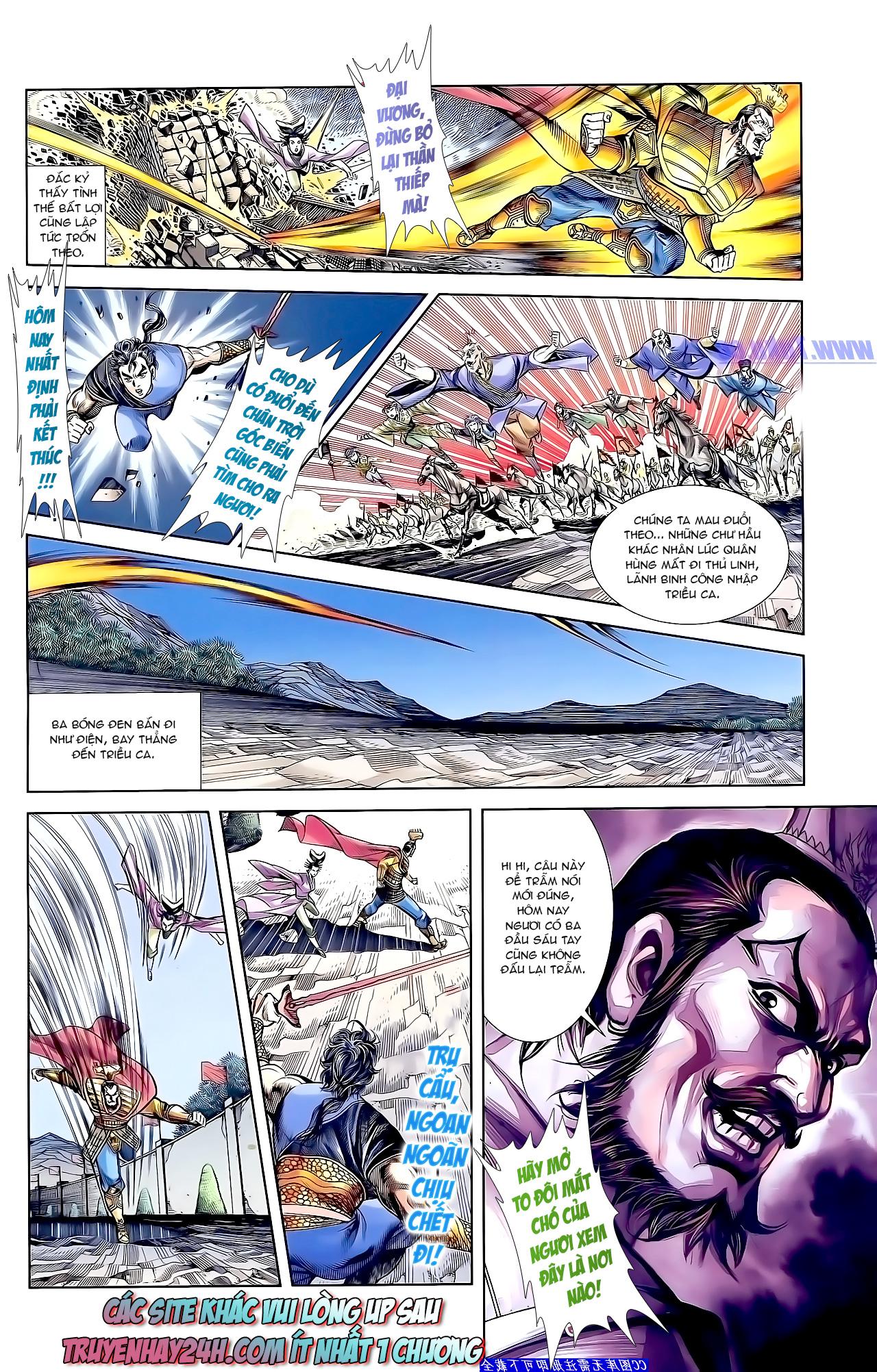 Cơ Phát Khai Chu Bản chapter 160 trang 30