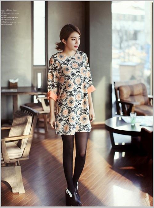Đầm, váy dáng suông thả eo 9