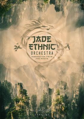 Cover Box da Library JADE Ethnic Orchestra v1.1 - Strezov Sampling (KONTAKT)
