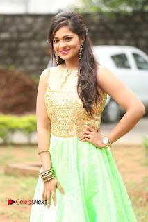 Actress Aswini Pictures at Ameerpetalo Audio Success Meet  0070
