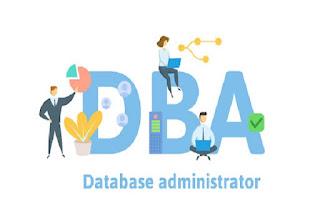DBA responsibilities
