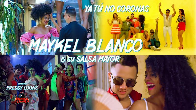 Maykel Blanco y Su Salsa Mayor - ¨Ya tú no coronas¨ - Videoclip - Director: Freddy Loons. Portal Del Vídeo Clip Cubano