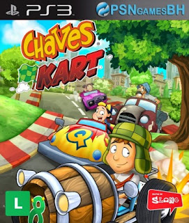 El Chavo Kart PS3 Torrent