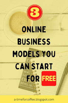 online business models you can start for free