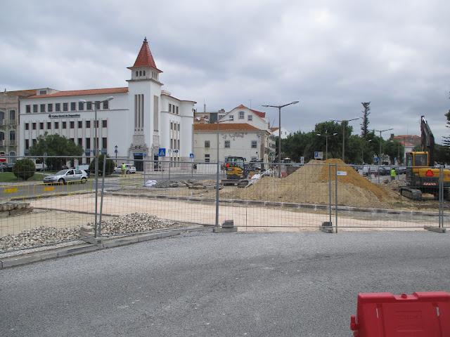 Requerimento Obras da Baixa cidade