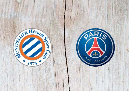 Montpellier vs Paris Saint-Germain  Full Match & Highlights 30 April 2019