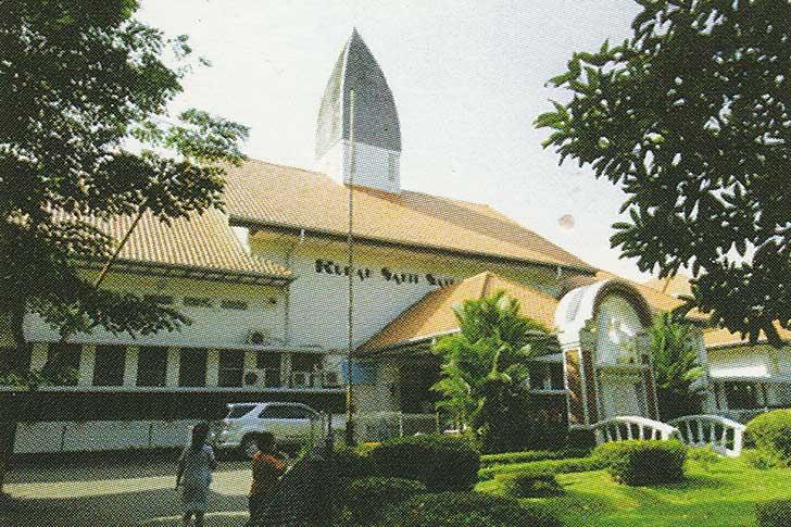 Gedung RS Elizabeth Medan