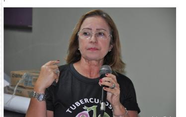 Sesap realiza capacitação em tuberculose para médicos e enfermeiros de Mossoró e região
