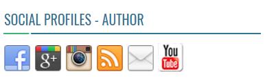 follow links ,social links ,email via