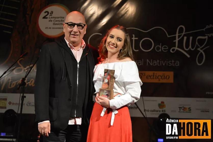Confira os vencedores da 2ª Lamparina da Canção Gaúcha
