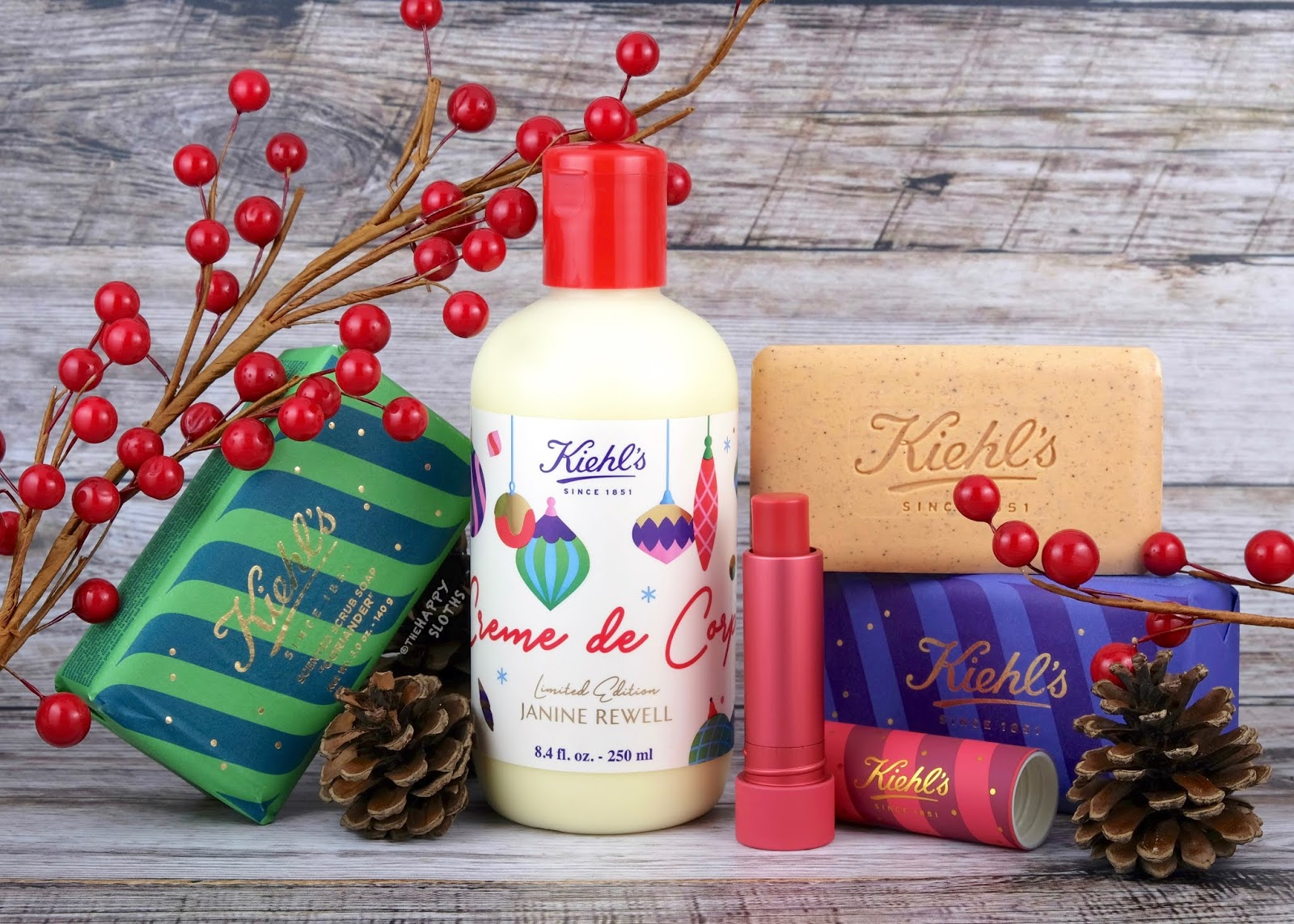 Kiehl's | Holiday 2019 Collection: Gift Guide