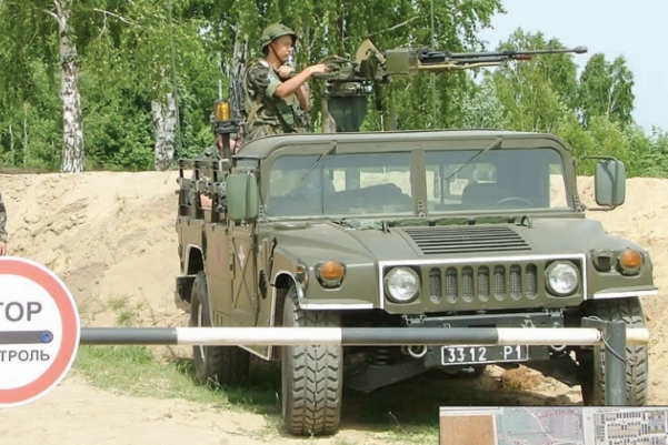 HMMWV M1097A2 3312 Р1